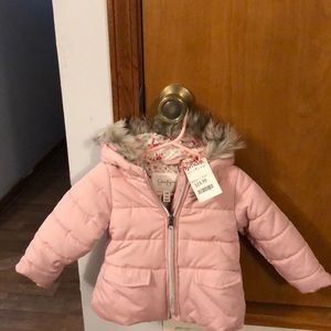 Infant 12m Jessica Simpson coat
